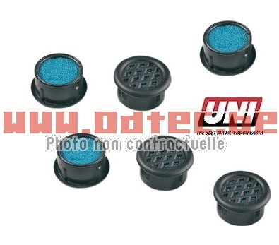 Filter air vent UNIFILTER (x6 pcs)