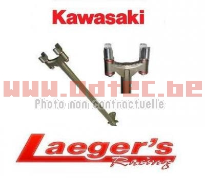 Colonne de direction Leagers Kawasaki KFX450 R