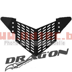 Protection chassis frontale Suzuki LTR-450 BLACK SERIES