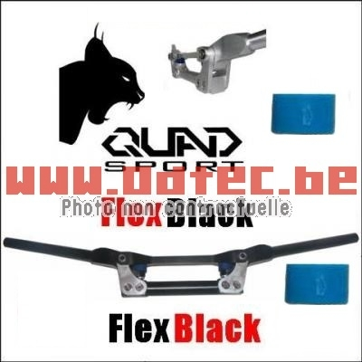 Guidon Flex Black