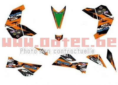 KIT DECO KTM 450/505/525 XC & SX