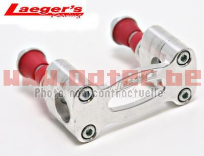 PONTET ANTI VIBRATION LAEGERS 22 MM