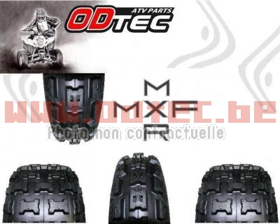 Pack Goldspeed MXF/R soft (20/6-10 + 18/10-8)