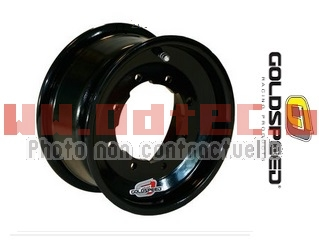JANTE GOLDSPEED 10X5 4/144/156 3+2 B BLACK