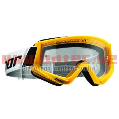 COMBAT OFFROAD GOGGLES YELLOW/BLACK