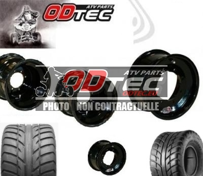 Pack GOLDSPEED DOUBLE ENTRE AXE BLACK SERIES & MAXXIS (110/115 +...