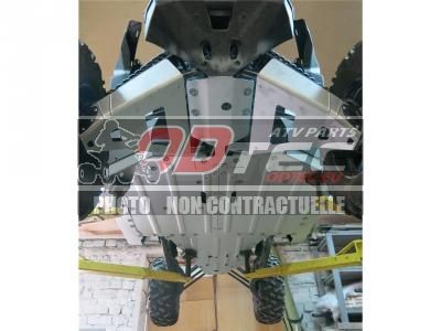 it Sabot complet RIVAL alu Can-Am Maverick X3 XDS/XRS 16/19