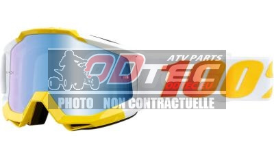 100% GOGGLE AC ASTRA MIR/BL