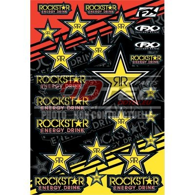 FACTORY EFFEX DECAL MYLAR RS STICKER KT