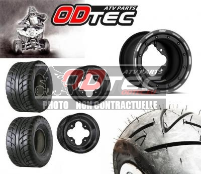 PACK DWT MAXXIS SCOOT YAMAHA 130/70-10 + 225/40-10