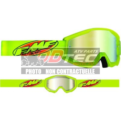 FMF VISION PowerCore Core Goggles YL MIR GD