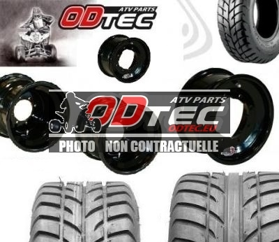 Pack GOLDSPEED DOUBLE ENTRE AXE BLACK SERIES & MAXXIS SPEARZ (165/255)